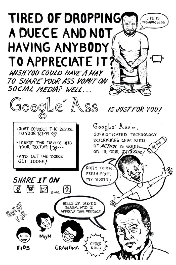 Google Ass